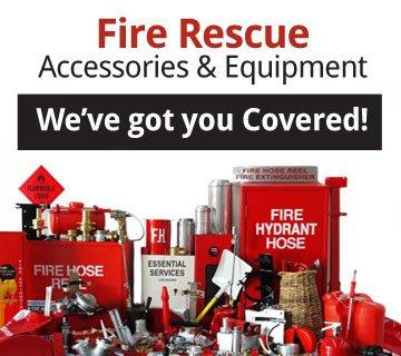 Fire Rescue Accessories & Equipment