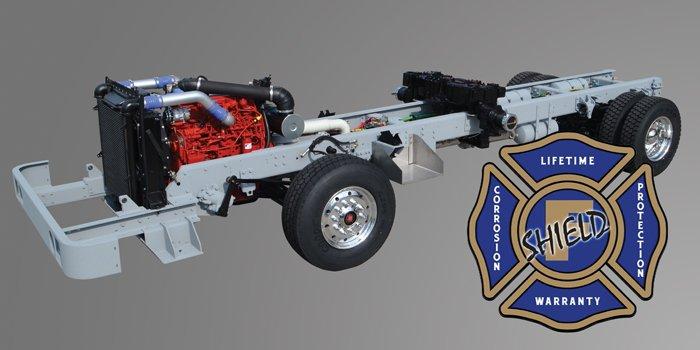 Bradford Fire Apparatus F-shield - Bradford Fire Apparatus
