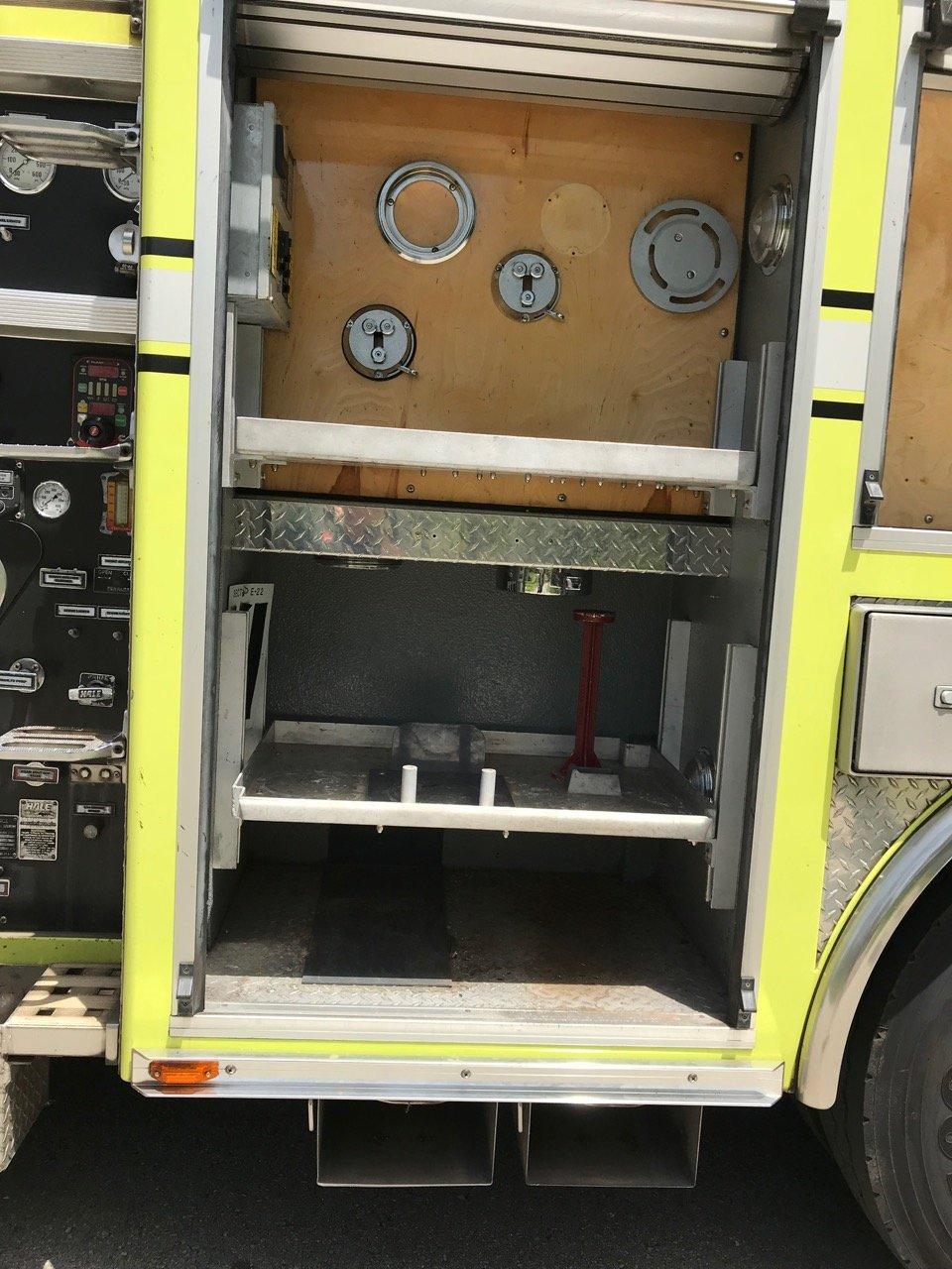 Rescue Pumper: Bradford Fire Apparatus Ferrara Custom Rescue Pumper Hale